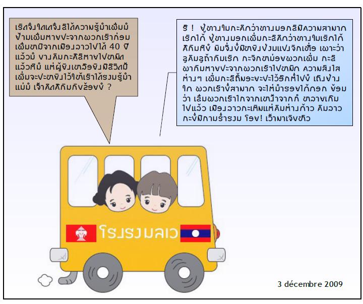 Apprendre le khene lao
